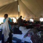 RT @DasenThathiah: Displaced foreign nationals in Chatsworth pack up before they leave the country. #Xenophobia http://t.co/t6du1dFya8