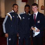 .@SwansOfficial .@KenjiGorre .@raheemhanley .@StjohnboysPE  Another very talented pupil receiving the Swans Award. http://t.co/B2xrlRNAcY