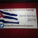 En breve comenzará Taller d Periodismo Digital de la región central #CiberPeriodismoCubano #Cuba http://t.co/Y4yGNUjL4J