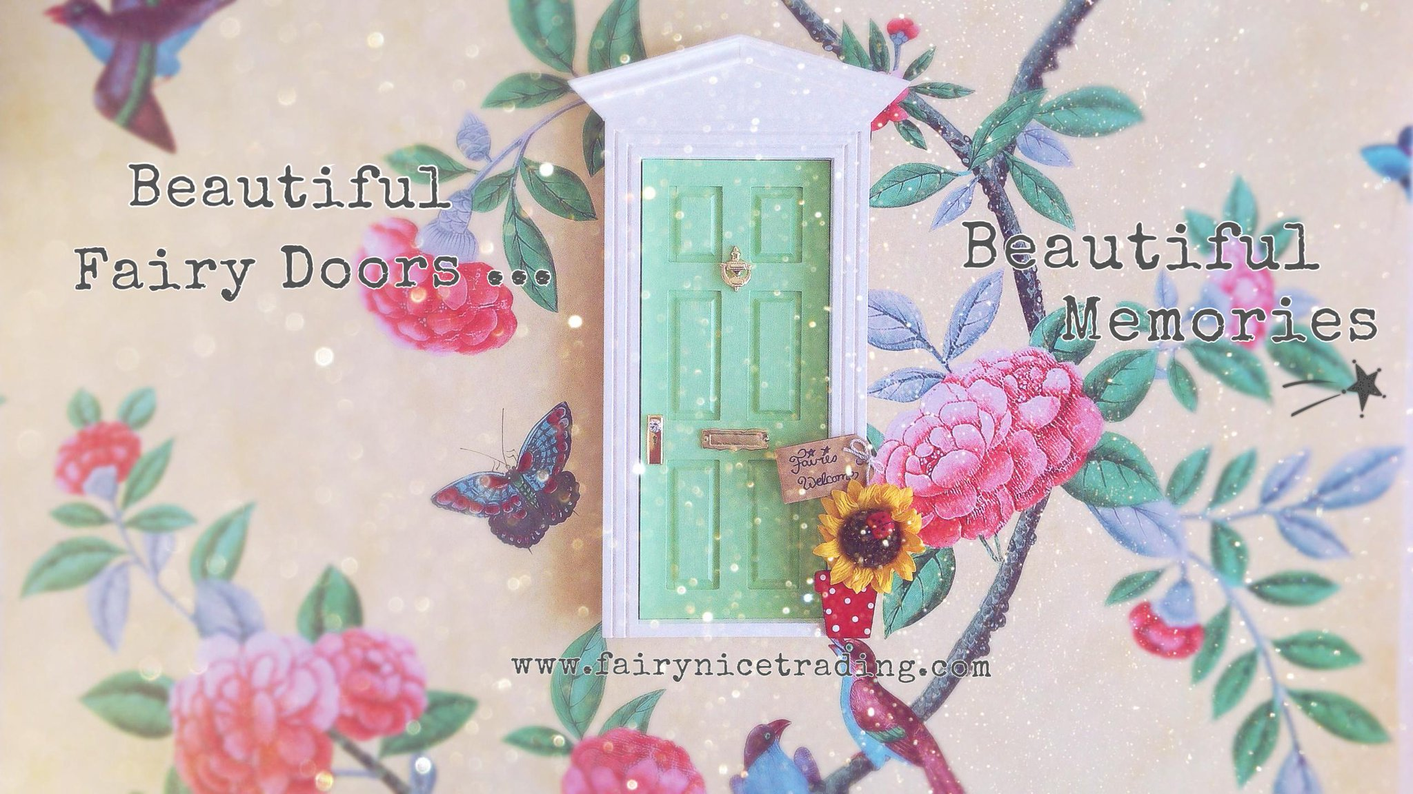 Step through our Fairy Doors into your little one's imagination and create some magical memories together http://t.co/UOeQz49GJR