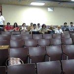 Ocupan puesto en el teatro varios d los participantes en el taller #CiberPeriodismoCubano @api1990 @maryjc1609 #Cuba http://t.co/82sKpin3Ua