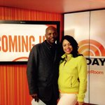 Welcoming our Fans of the Day to the #orangeroom! Congrats to Ryan & Chastity Stemmons on their 10th anniversary! http://t.co/hhkBlhETIx