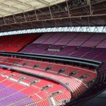 A look inside @wembleystadium.  Its going to be spectacular.  #WembleyRoyals http://t.co/T3JjZ9GPM4