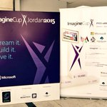 The kick off for #MSFTimagineJo #ImagineCup @MicrosoftJordan at #ZINCJO and teams are ready to pitch #Jordan #Amman http://t.co/jQBt6XsX6q