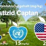 So unterscheiden sich Standards bspw im Apfelanbau ... und Äpfel essen wir fast täglich #Aktionstag #TTIP #ZDFwiso http://t.co/sOBcLbp1s1