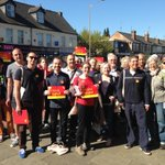 Awesome #labourdoorstep team out for Reading Wests @VictoriaGroulef in Battle today http://t.co/Q980mQmjEX