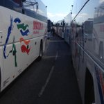 @STARReading coaches ready for the trip to @wembleystadium #REAvARS #WembleyRoyals #FACupAdventure http://t.co/ZXevFGGhoH