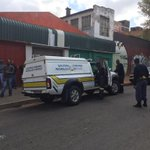 Two South Africans have been killed in a hostel in Jeppestown. Unconfirmed if related to #xenophobicattacks http://t.co/jmZpvUTUt3