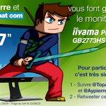 Aligator974: RT AypierreMc: Allez pour féter le million, cest cado. RT avant lundi soir http://t.co/LG7qo1GRP7