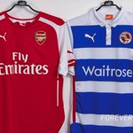 Today, @ReadingFC and @Arsenal go #HeadToHead. Who will advance to the Final? http://t.co/RuJ92dxSa0