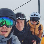 Snowboarding with the boys 🏂 http://t.co/5XB5KaU2tF