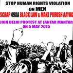 @bhushanbhatija #CHALO DELHI 05-05-2015 ITS NOW OR NEVER WE NEED TO WAKE UP GOVT. COME ONE COME ALL #stopmarriagebill http://t.co/IFyRS1JUQ4
