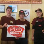 @subguy Charlie Ruffalo & Sub Station II employees are sporting their #Winthrop gear on #WWWD15. #WhereIsYourPointA http://t.co/da08Af9pRz