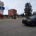 Police on scene at suspicious death. Body found in front of Chetlen Auto Tech & Tire on Macleod Trail. #yyc http://t.co/pIOhr1Q9ab