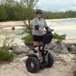 Worldwide Winthrop day! My trip to the Bahamas and a Segway excursion! @winthropu #WWWD http://t.co/PW9W4Ai0Tl