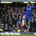 Eden Hazard has now scored 13 goals in the Premier League this season, just one fewer than his tally last term. http://t.co/SOamBaluT7