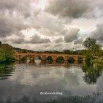 Puente romano de #Lugo ,hoy. @Turgalicia @LugoTurismo http://t.co/38MQZfWnnM