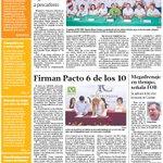 ¡Buenos días! Iniciamos con nuestra Primera Plana de Tribuna Campeche. Da click aquí: http://t.co/8USKxdiS5S http://t.co/xBA5TQ4kBu