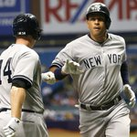 A-Rod's first HR yesterday measured 477 feet, 2nd-longest HR by any Yankee in last 10 seasons.