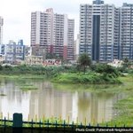 Demolition drive aims to reclaim encroached lake in Bengaluru http://t.co/sbTMqyVH3u