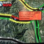 I-70 closed due to multiple accidents! Roads still snowy - use caution. @DenverChannel @EricLupher7News #cowx http://t.co/GYEGKPt6VD