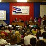 Hoy #CiberPeriodismoCubano que ya dio inicio en #SanctiSpiritus Mañana #VotoXCuba en todo el país @CEN_Cuba http://t.co/SdEEJtw8YF