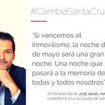 Venzamos el inmovilismo en Santa Cruz @PSOESantaCruzTF #CambiaSantaCruz http://t.co/BVycu3ovvX