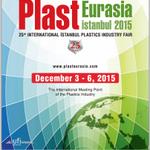 #PlastEurasia İstanbul 2015 3-6 Dec,15 at Tüyap Fair,Büyükçekmece,#İstanbul. Click 2 reg:http://t.co/70eHd087BR  http://t.co/dTwnnSCLz4