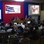 Reunidos en el Taller Regional sobre #CiberPeriodismoCubano reporteros del centro de #Cuba http://t.co/kCrcnl7RbE