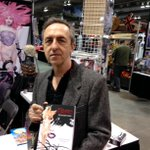 Interview with @Lovern, writer of #Shame at @Calgaryexpo. @RenegadeArtsEnt @alexanderfinbow http://t.co/GDANIwKyI0 http://t.co/hpabzyh2P0