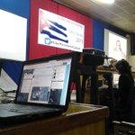 Musica, tuits y #debates abren el Taller de Periodismo Digital en Sancti Spiritus #CiberPeriodismoCubano http://t.co/1Rf6kwLAVS