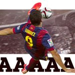 1 GOOOALLL! Luis Suarez after 50 seconds! FCB 0-0 VAL #FCBlive http://t.co/rF8r2pHzzL