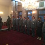President @ashrafghani Appointed 8 Provincial Police Chiefs and 1 Border Police Chief. http://t.co/urMRE3EiOC