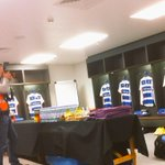 Inside the dressing room #WembleyRoyals http://t.co/pTBhlSVy3S