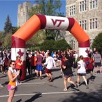 S/O @VTRecSports and all #Hokies who crossed the #Runfor32 #finishline! #neVerforgeT http://t.co/5fHzypPCUA