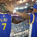 Good luck to the @warriors! #JustWinBaby http://t.co/QNI9HYaVcF