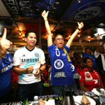 """@IsmailSabri60: This is Chelsea !! Gol warm up kasi @Khairykj duduk diam dulu http://t.co/pjWBmKg58F"" kikikkiki, terbaik! Dua2 sporting."