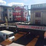 Sunshine on a Saturday. #seattle #marketview #marketeats http://t.co/LUIwgBdHzy