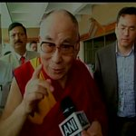 Thirdly, we have become very close friends: His Holiness The Dalai Lama on receiving Desmond Tutu in Dharamshala http://t.co/mKoEqepBWp