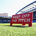 PICS: Stage set ahead of Chelsea v Manchester United... http://t.co/L8lXTWo0UZ http://t.co/c4PQZadsQv