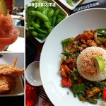 Perfect meal for dinner from Wagamama #EzdanMall #Qatar #Doha http://t.co/30MNyJKeg2