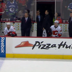#Flames bench at the end of last nights game. Gonna be a looooooong series. #BecauseItsTheCup http://t.co/r2IFelFbCP