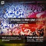 Man United 11: De Gea, Valencia, Smalling, McNair, Shaw, Mata, Rooney, Herrera, Young, Fellaini, Falcao. #MUFC http://t.co/CNsHb2q0Q5
