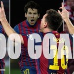 And that was Leo Messis 400th goal for FC Barcelona! #FCBlive http://t.co/IVMvGnA9px