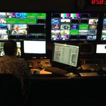 Heres one of @GlobalBC unsung heroes. Keiron one of our feed room coordinators, working tech magic today. #THANKYOU http://t.co/je6C0Lwjfc