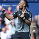 Todays matchday programme features @didierdrogba as the cover star... http://t.co/e5aY6XXeM3 http://t.co/u4TTlUakFV