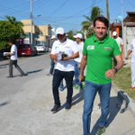 Fin de semana de mucha caminata desde temprano. #JoséAntonioConelD9 #ConTodoParaTodos http://t.co/6M2pE6AcRE