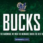 Good luck, @Bucks! #FearTheDeer http://t.co/bCjnzEQSvQ