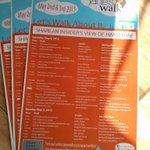 Keep your eyes peeled for our blue and orange #JanesWalk posters at your fave #HamOnt hot spots! 27 Walks listed! http://t.co/oGmPAqRrjB