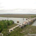 Traffic Alert: 80EB at a standstill between Wilmington & Tybee. #OrangeCrush2k15 #Savannah #tybeeisland http://t.co/49baosN8qC